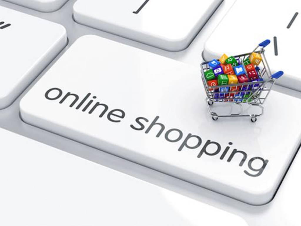 nút mua sắm hàng trên mạng