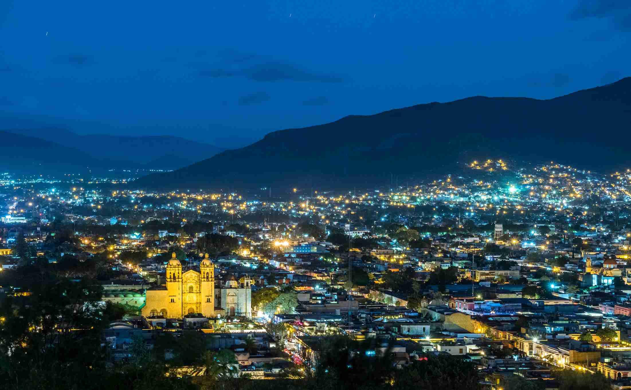 thành phố oaxaca