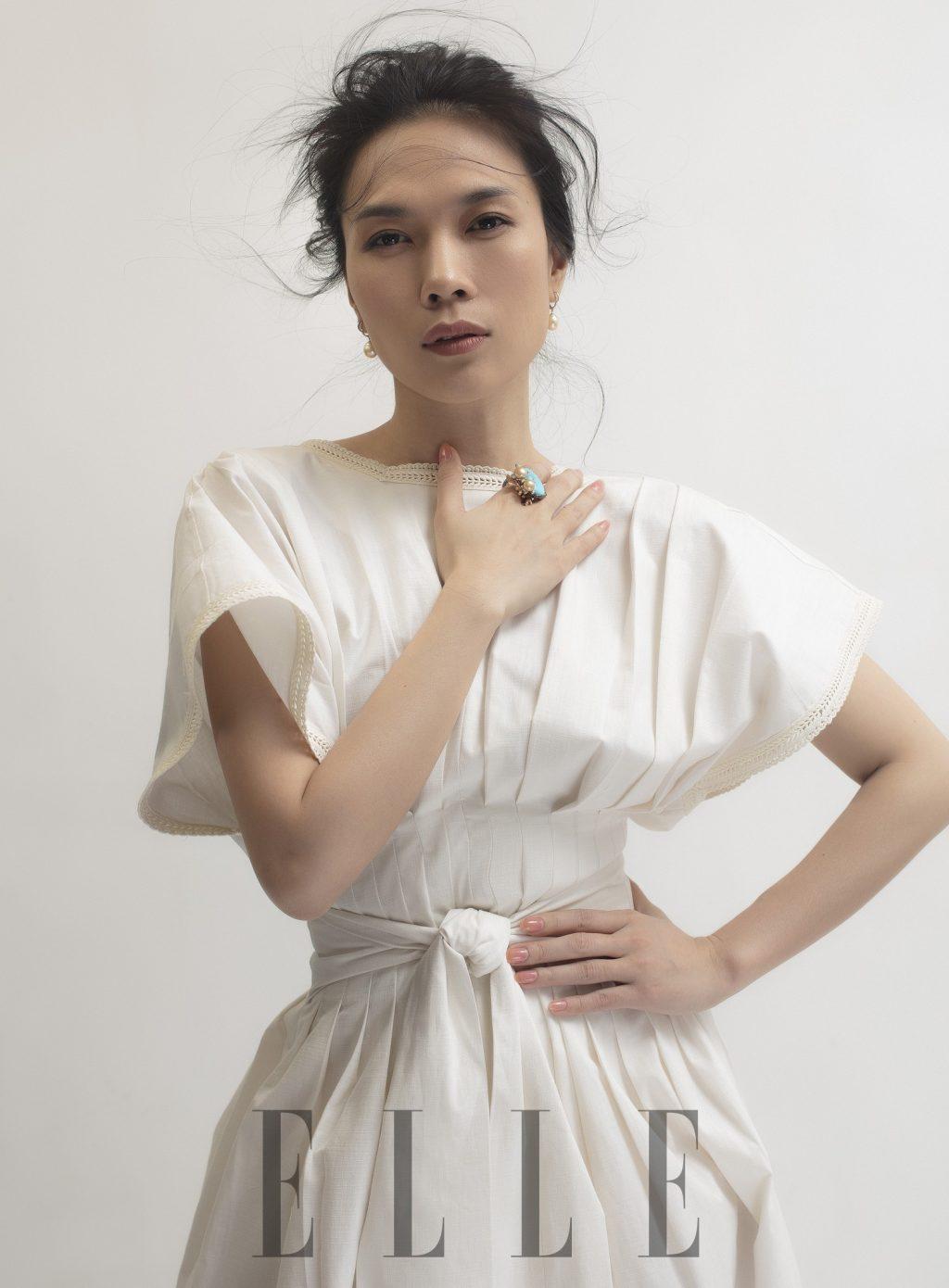 mỹ tâm elle style awards 2019