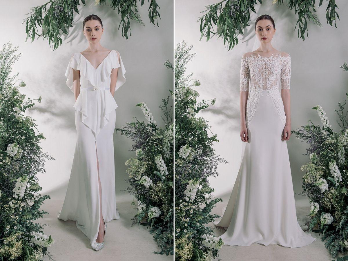 Thiết kế váy cưới của NTK Trương Thanh Hải
