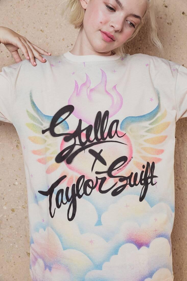 Áo thun Stella x Taylor Swift