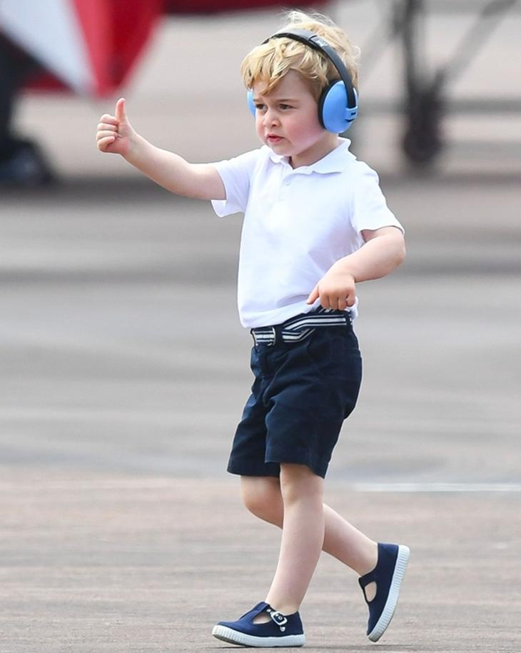 hoàng tử nhí George