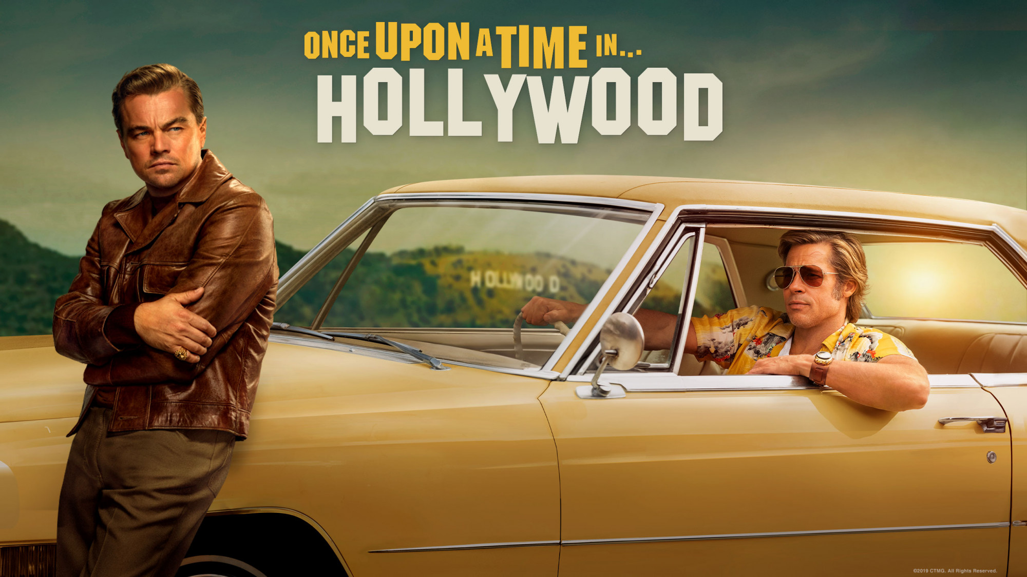 thời trang trong phim Once Upon a Time in Hollywood 1