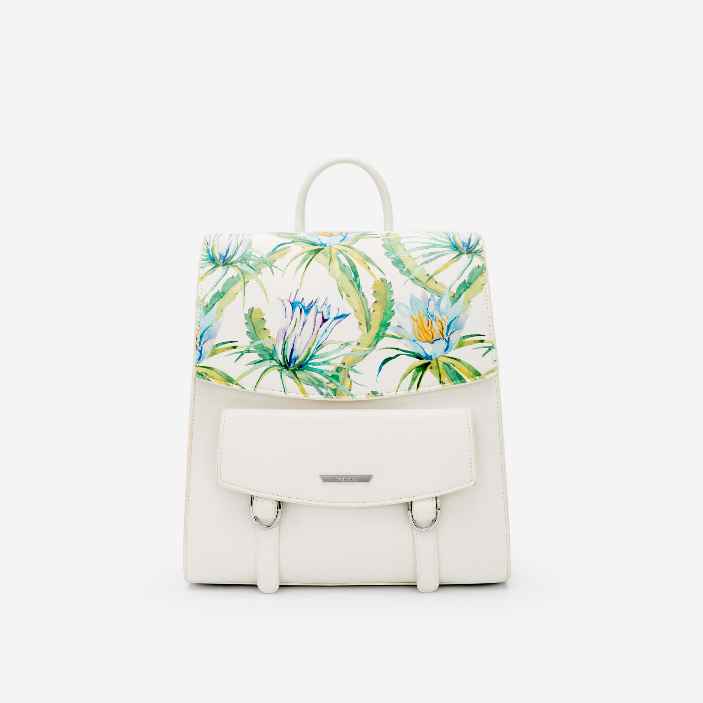 túi xách họa tiết hoa thanh long