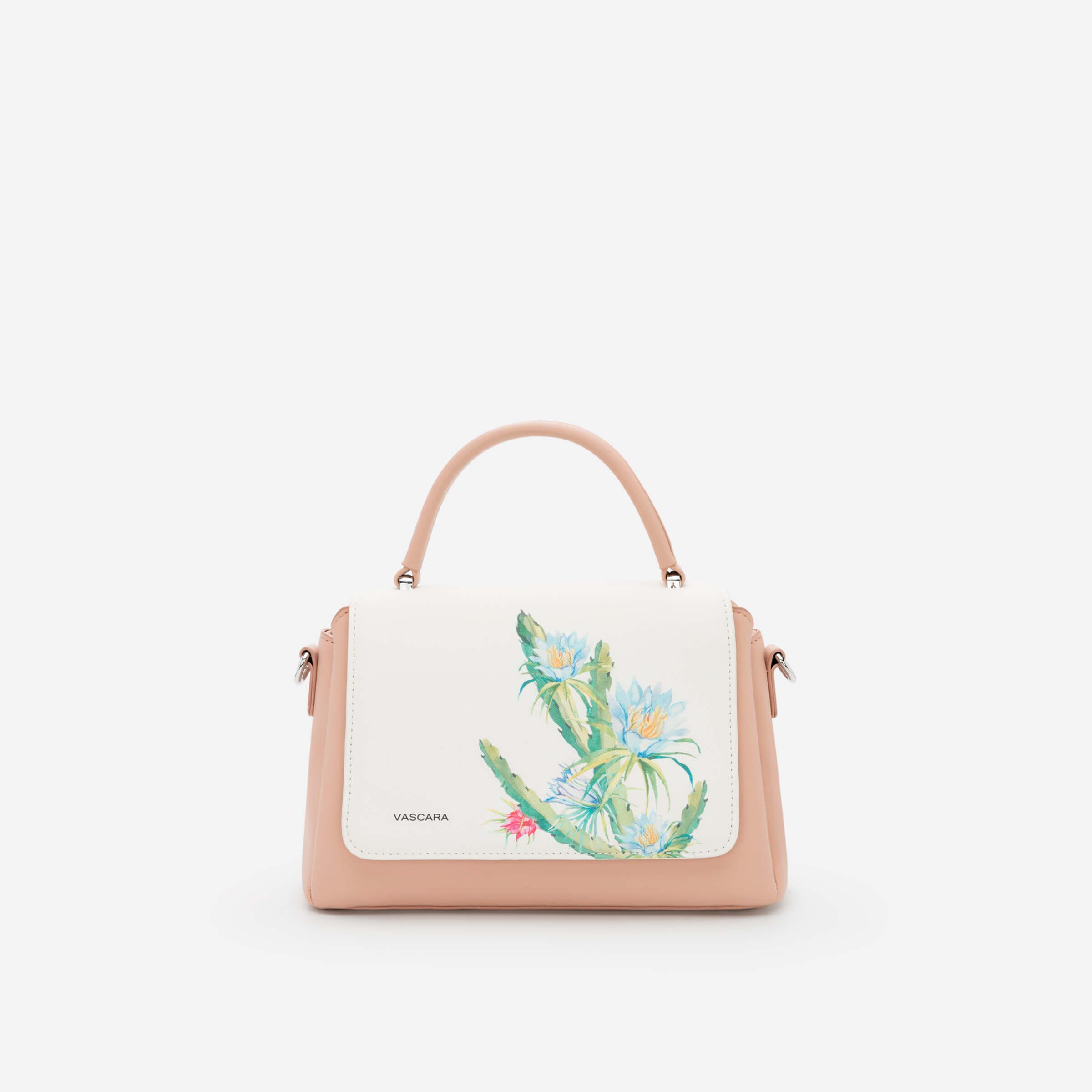 túi xách họa tiết hoa thanh long 2