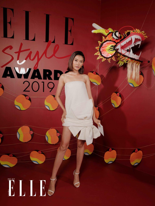 Kim Nhung tại thảm đỏ ELLE Style Awards 2019