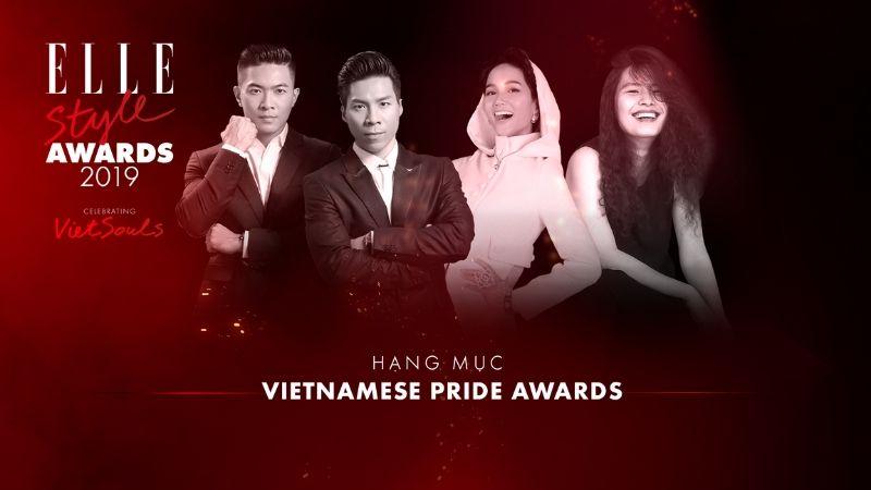VPA elle style awards 2019