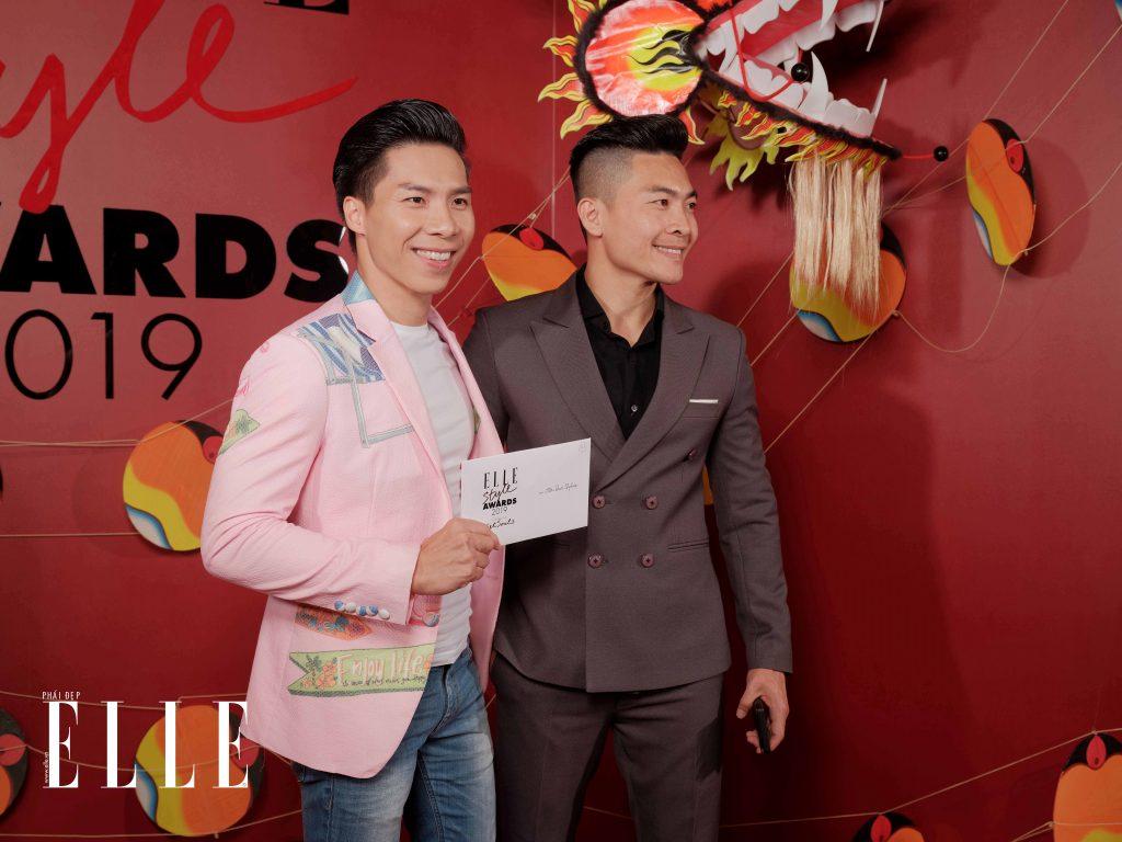 quốc cơ quốc nghiệp elle style awards 2019