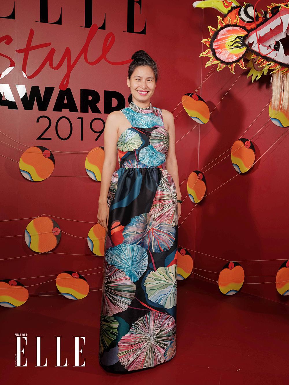 thuỷ nguyễn elle style awards 2019 2