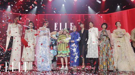 Tóc búi và son màu đất là hai xu hướng chiếm ngôi tại thảm đỏ ELLE Style Awards 2019
