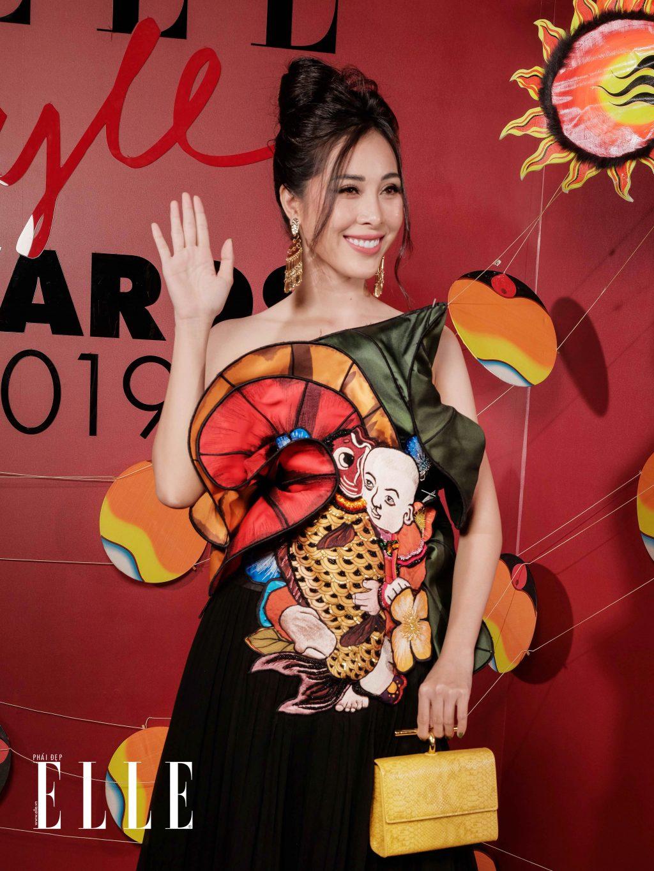 elle style awards 2019 edit mỹ duyên