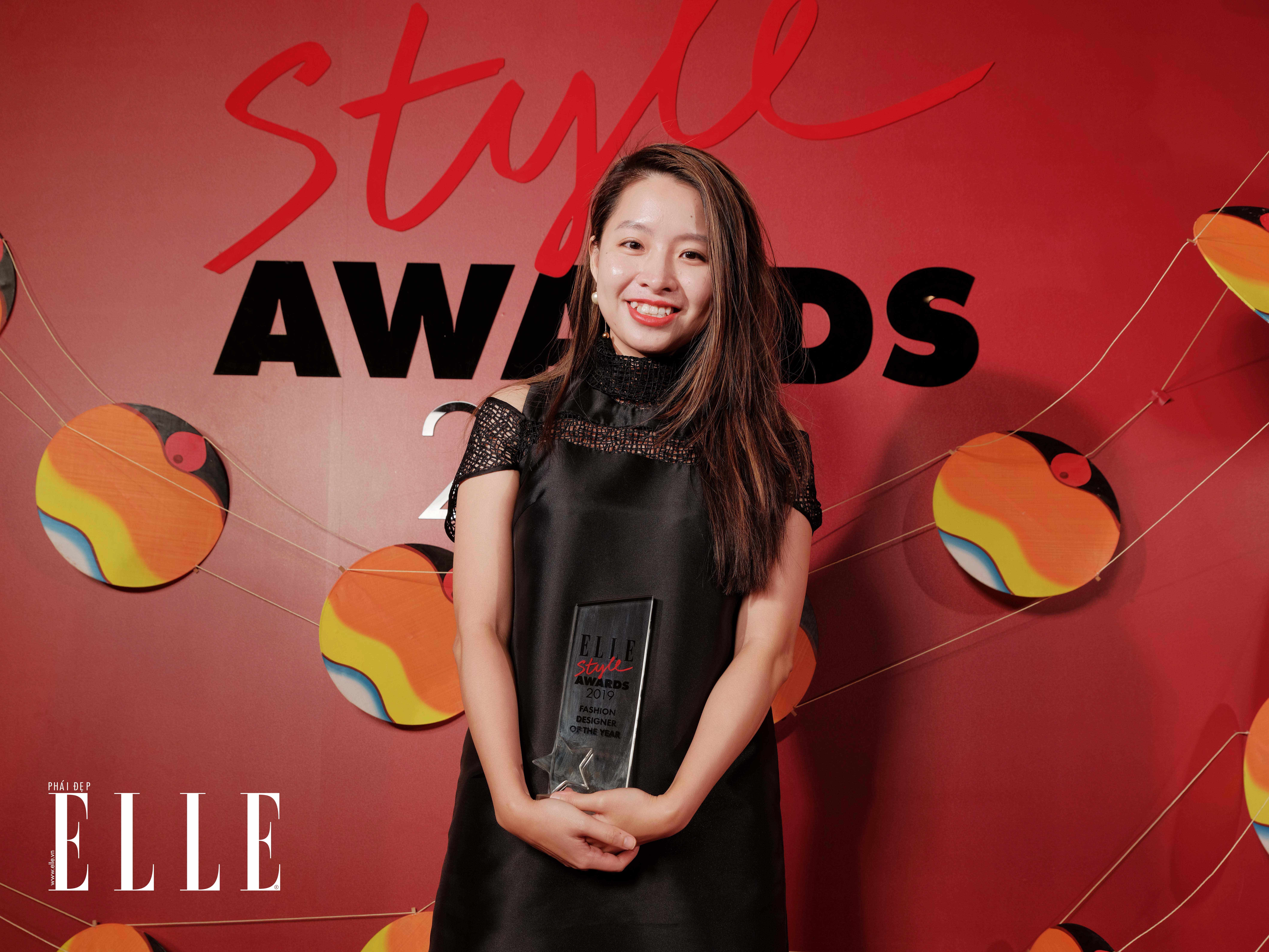 elle style awards 2019 - ntk phương my