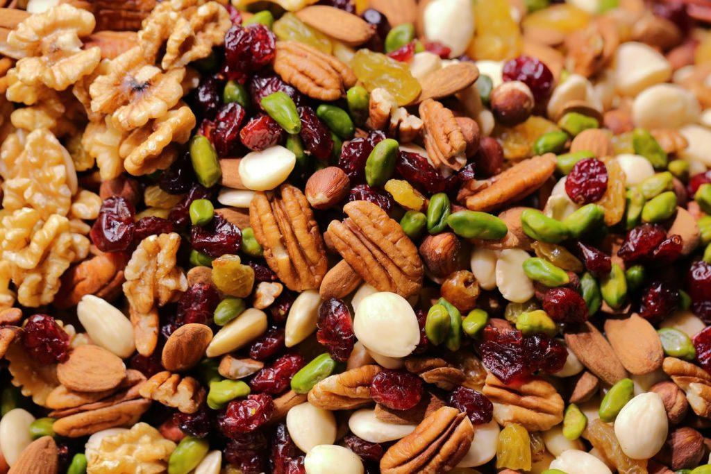 các loại hạt giúp sống lâu