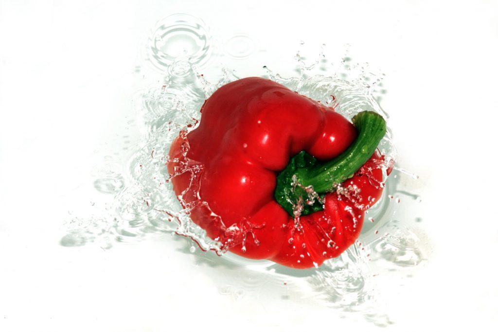 ăn ớt chuông để sống lâu