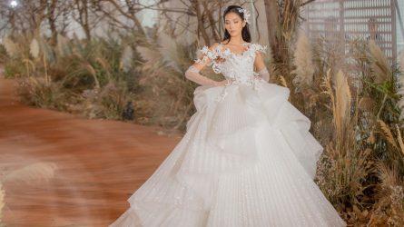 Thời trang cưới Việt - Khi các NTK viết câu chuyện tình yêu bằng váy cưới