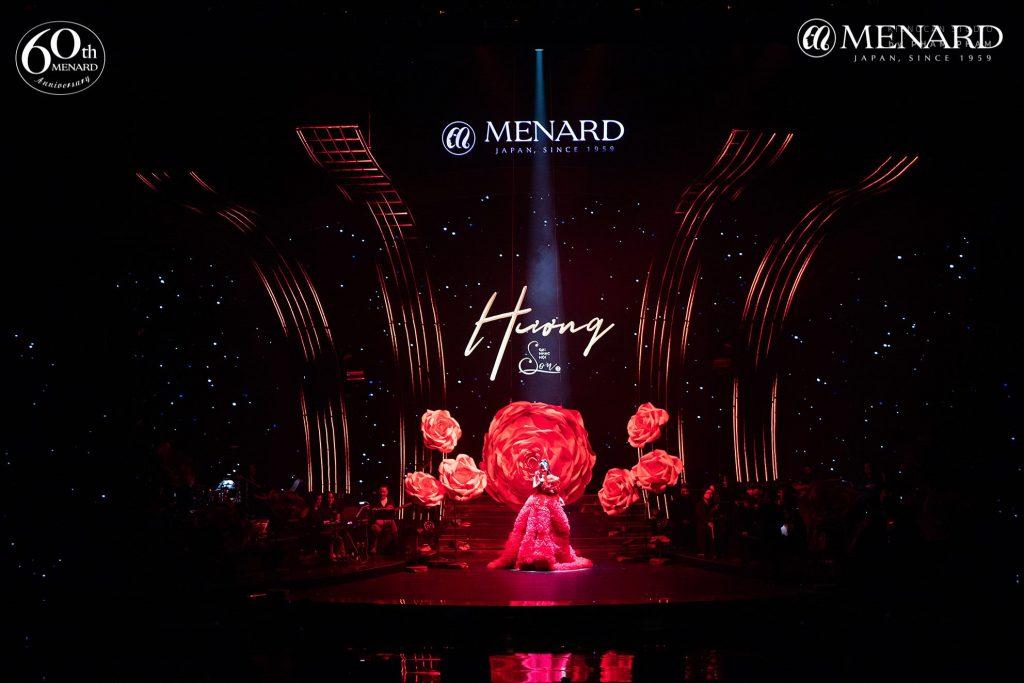 sân khấu Menard