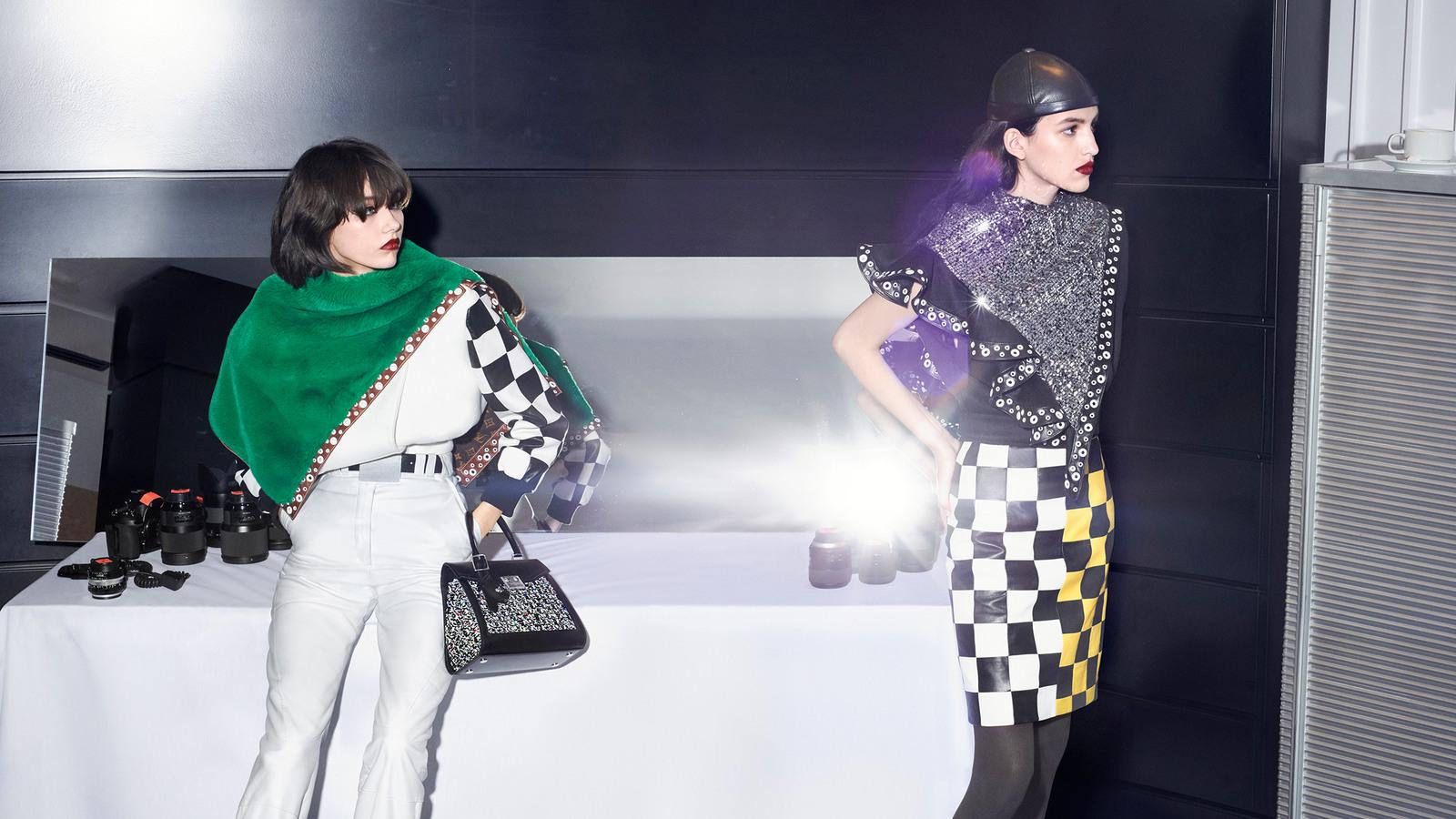 Chiến dịch Thu Đông 2019 Louis Vuitton