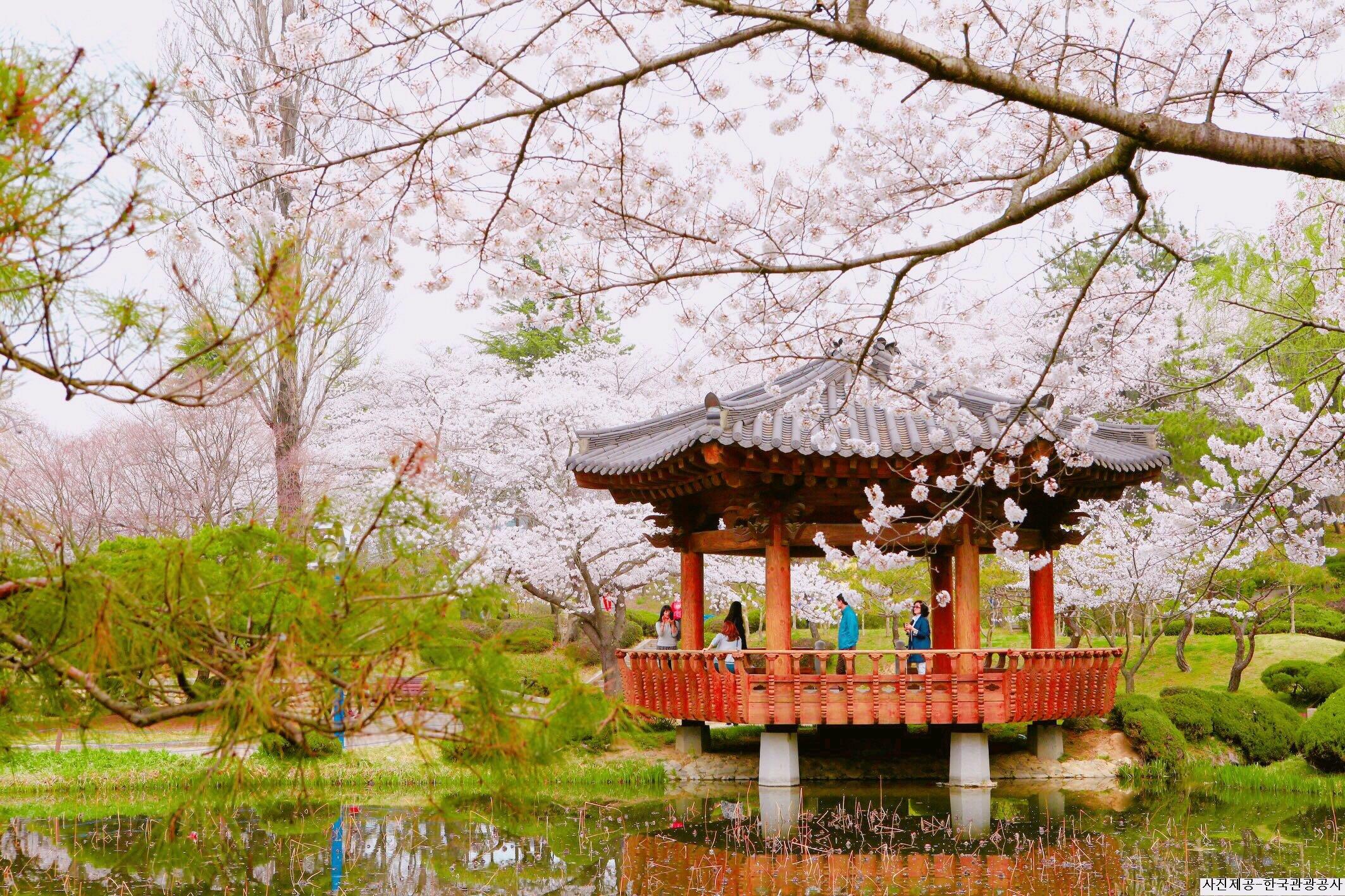 du lịch gyeongju
