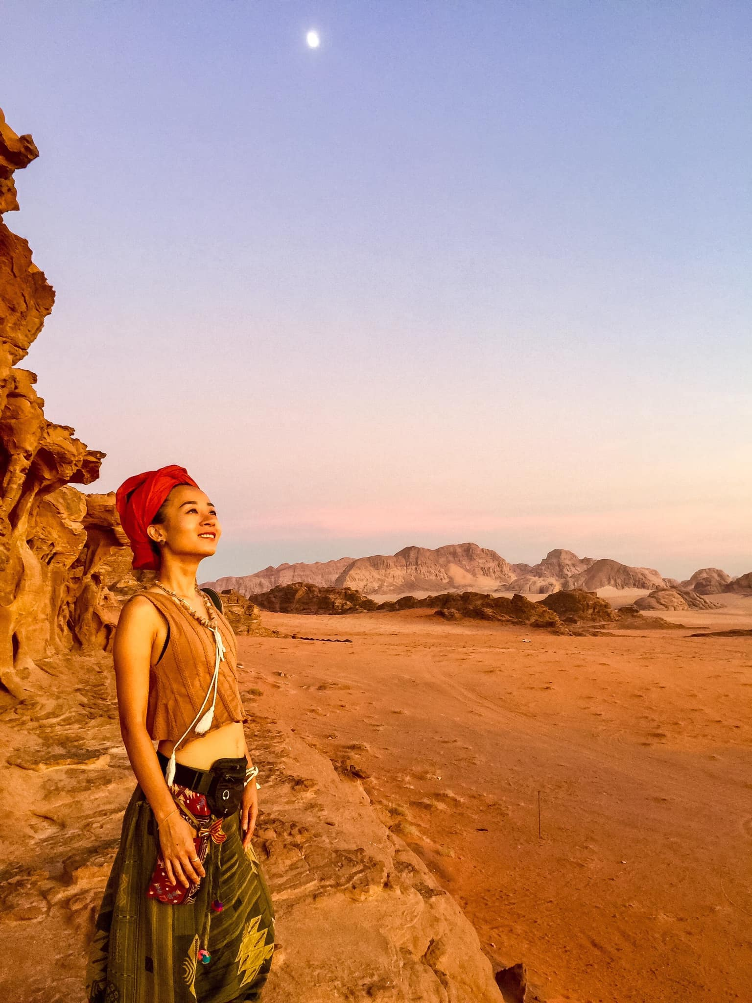 travel blogger Dương Phạm