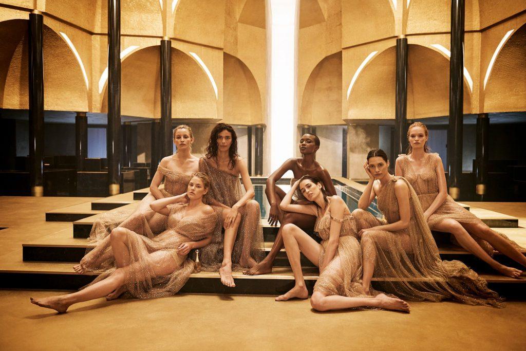 Dior J'adore - nhiều cô gái