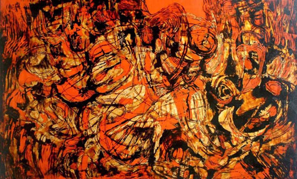 triển lãm nghệ thuật Nhịp Điệu Vũ Trụ
