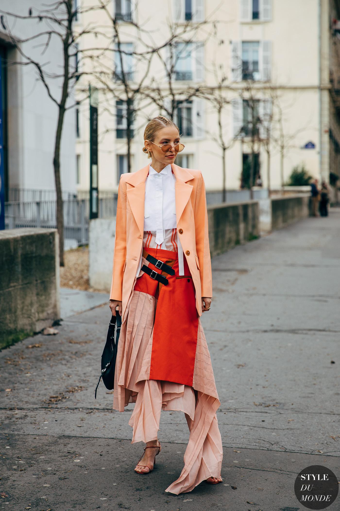 thời trang cung hoàng đạo xữ nữ blazer cam paris