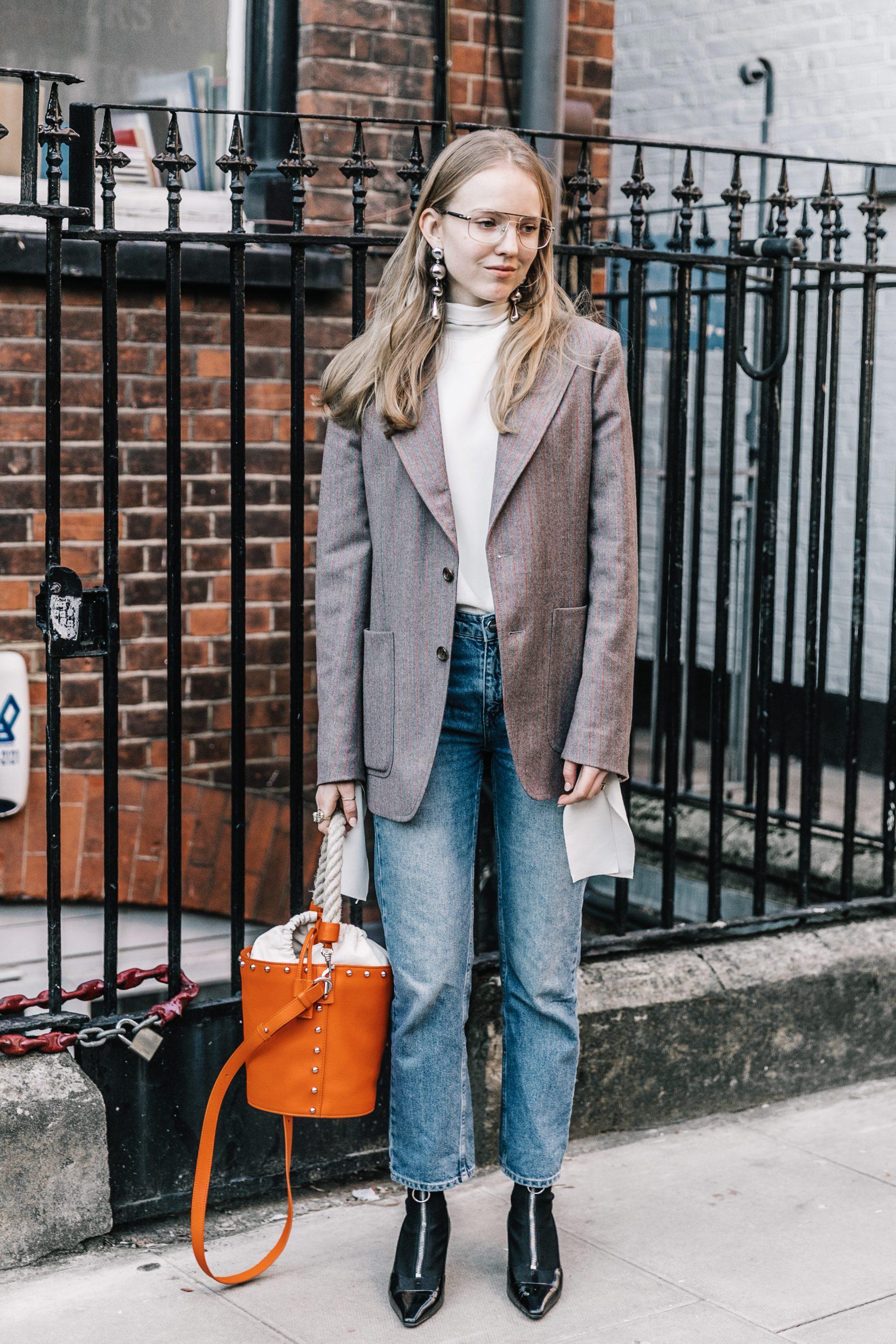 quần jeans thời trang cung hoàng đạo xữ nữ