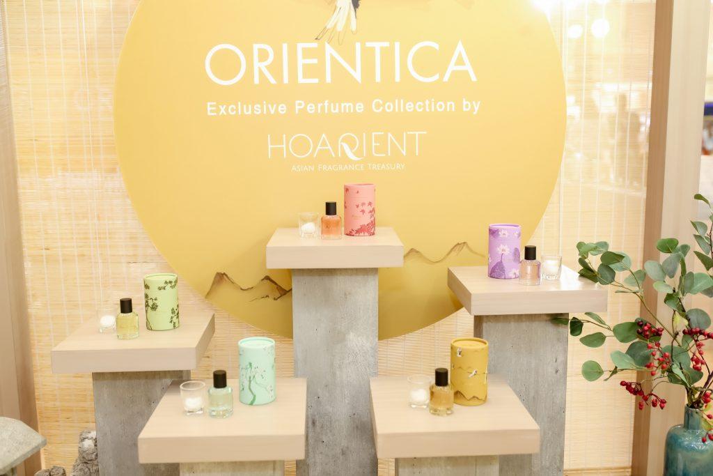 nước hoa Orientica