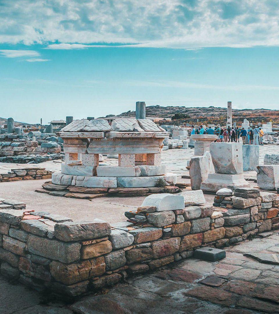 Delos Hy Lạp