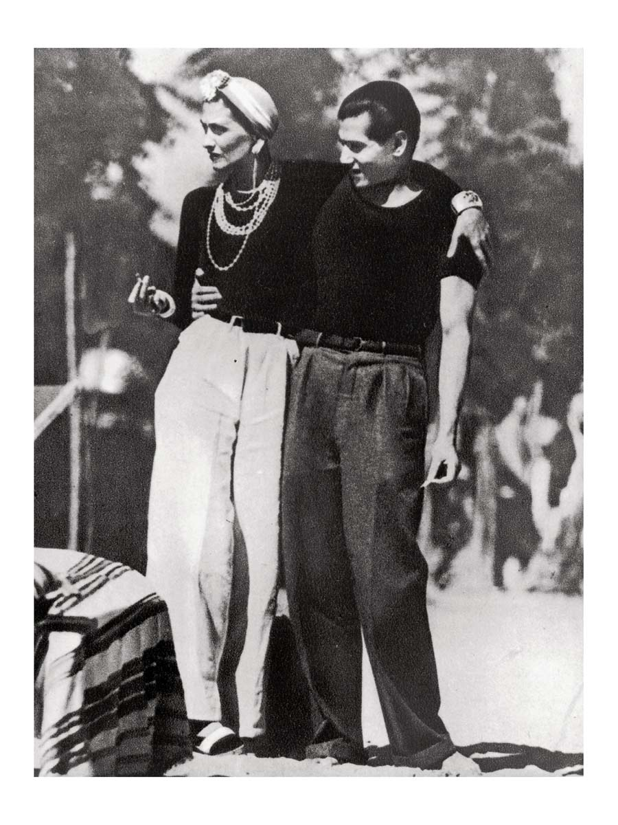 Chanel và Serge Lifar