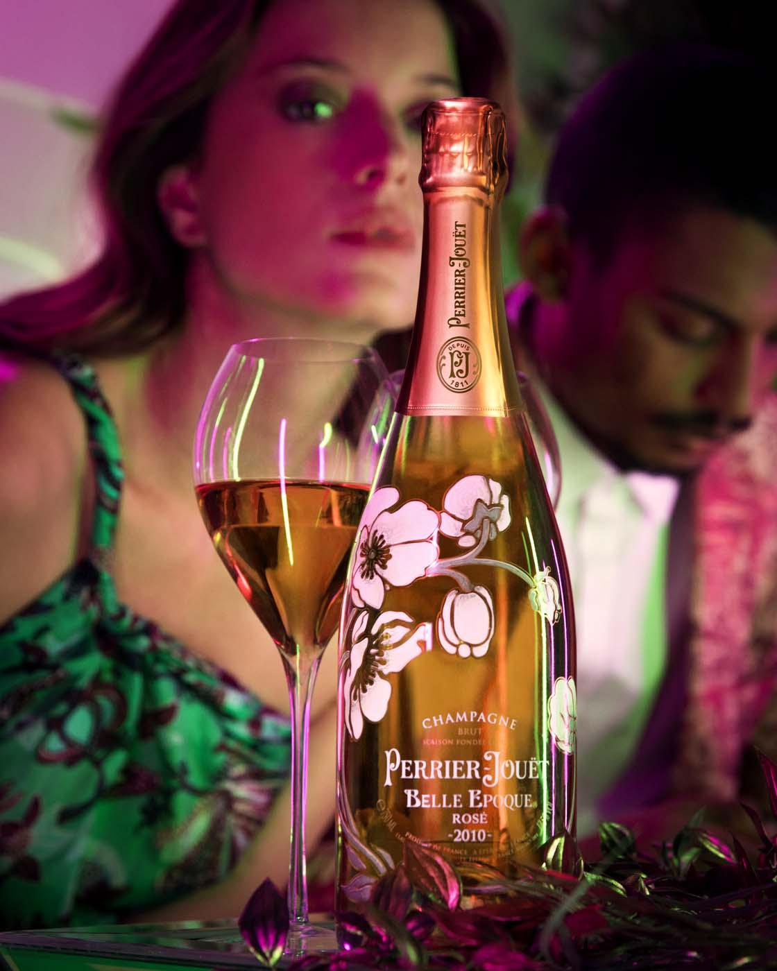 PJ Belle Epoque Rosé 2010 Air Party HD 10
