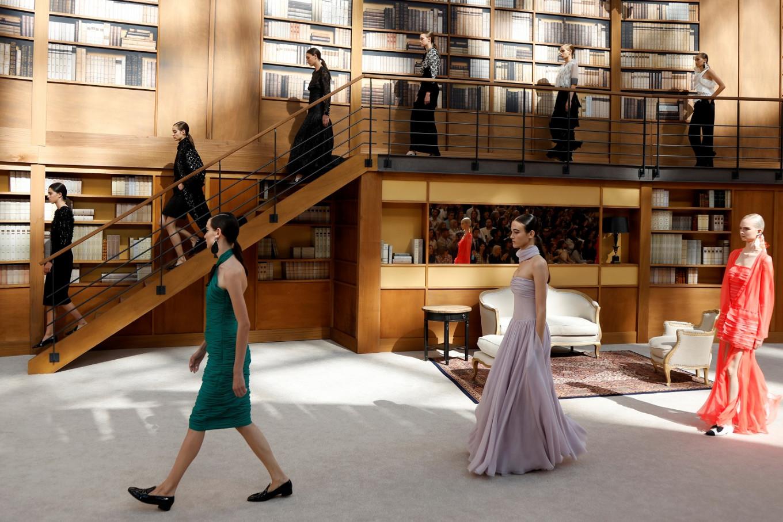 BST Haute Couture của NTK Virginie Viard 2019