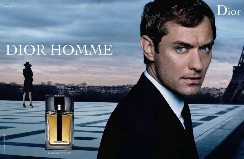 nước hoa nam Dior Homme