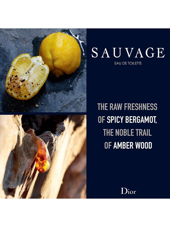 Dior Savage mùi nước hoa của nam giới