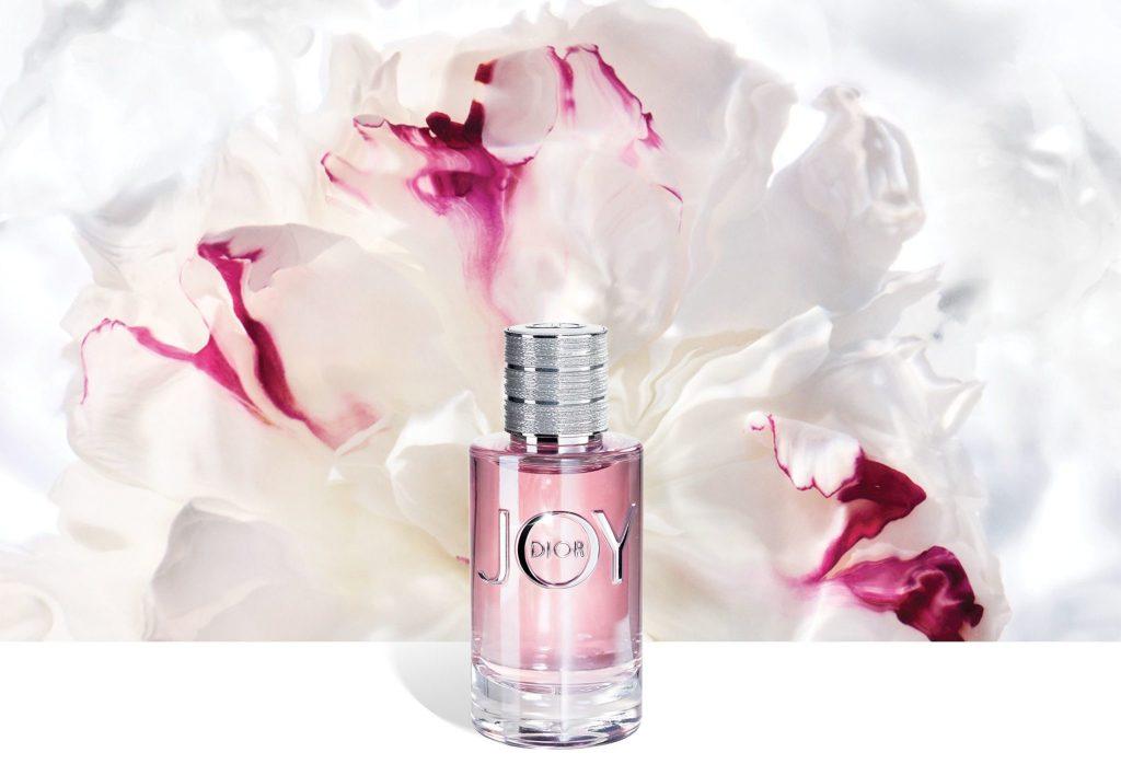 nước hoa Joy by Dior ngọt ngào và quyến rũ