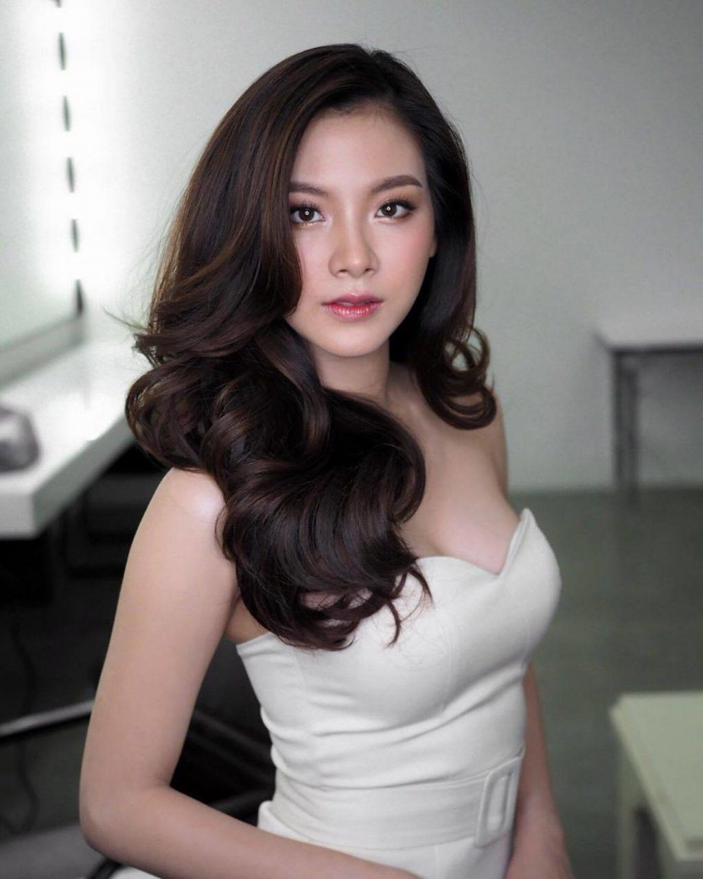 beauty blogger phong cách trang điểm của Baifern
