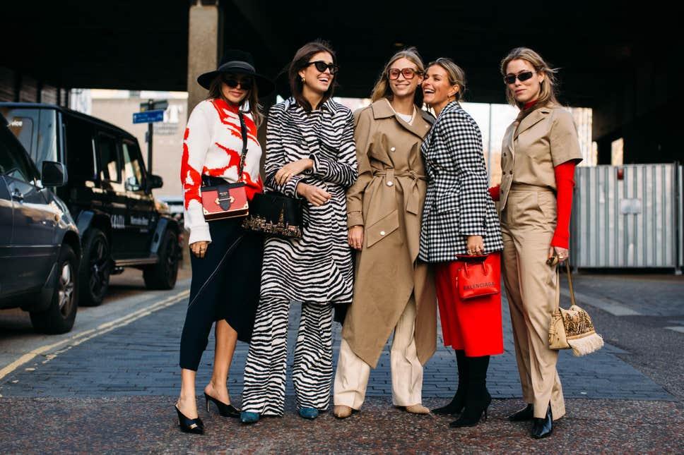 Cách tham dự tuần lễ thời trang