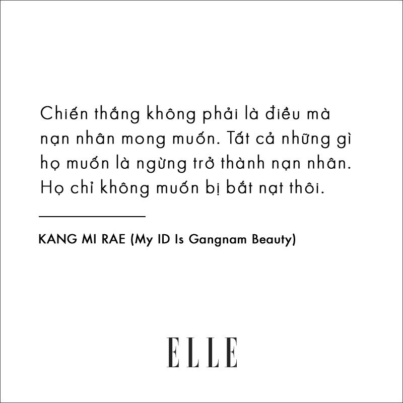 câu nói hay trong phim My ID Is Gangnam Beauty