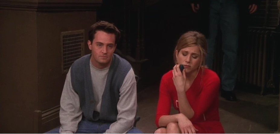 Chandler và Rachel