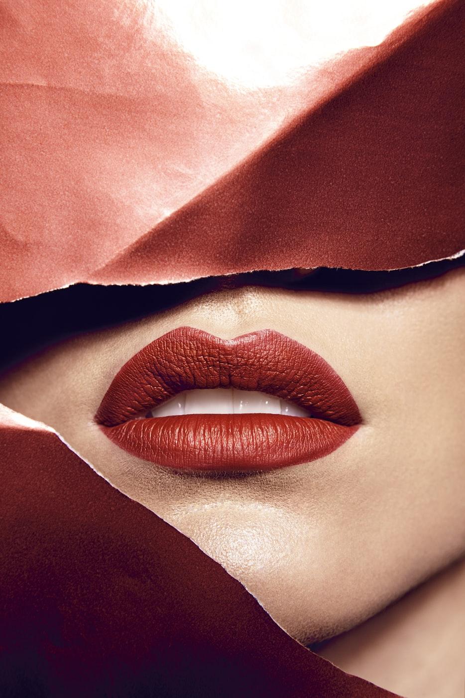 đôi môi đẹp