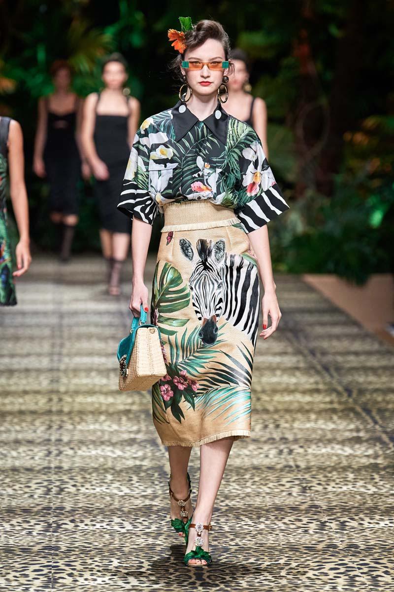 Dolce & Gabbana bst xuân hè 2020 7
