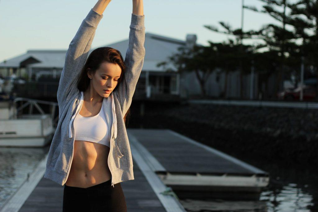 dậy sớm giúp đốt calories hiệu quả cho bản thân