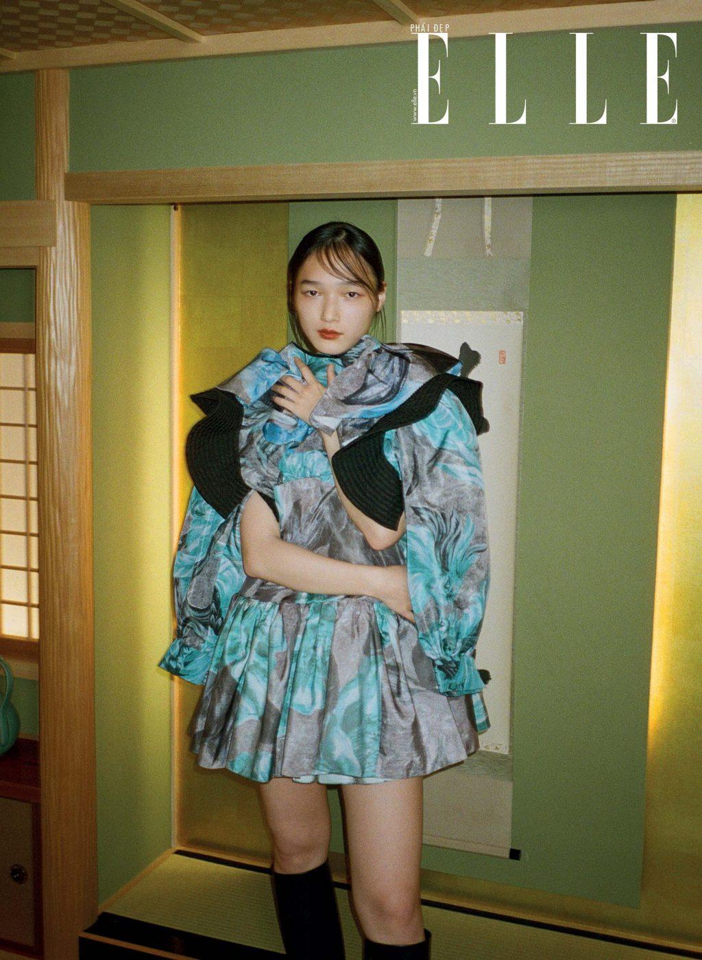 bộ ảnh thời trang khoảnh khắc phương Đông 4