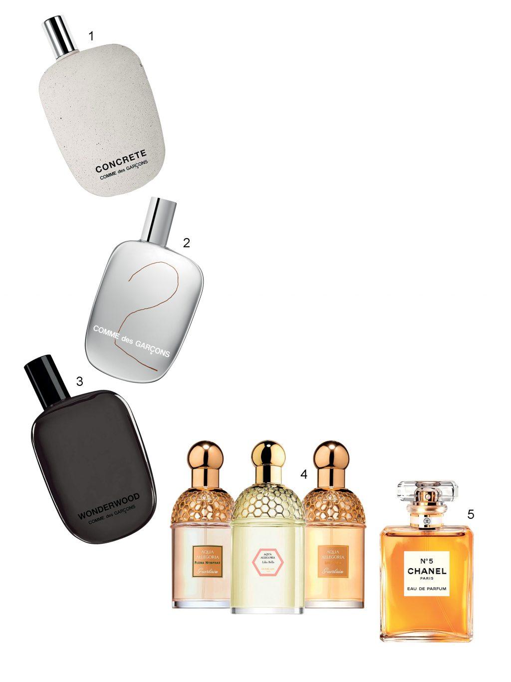 mùi hương 3