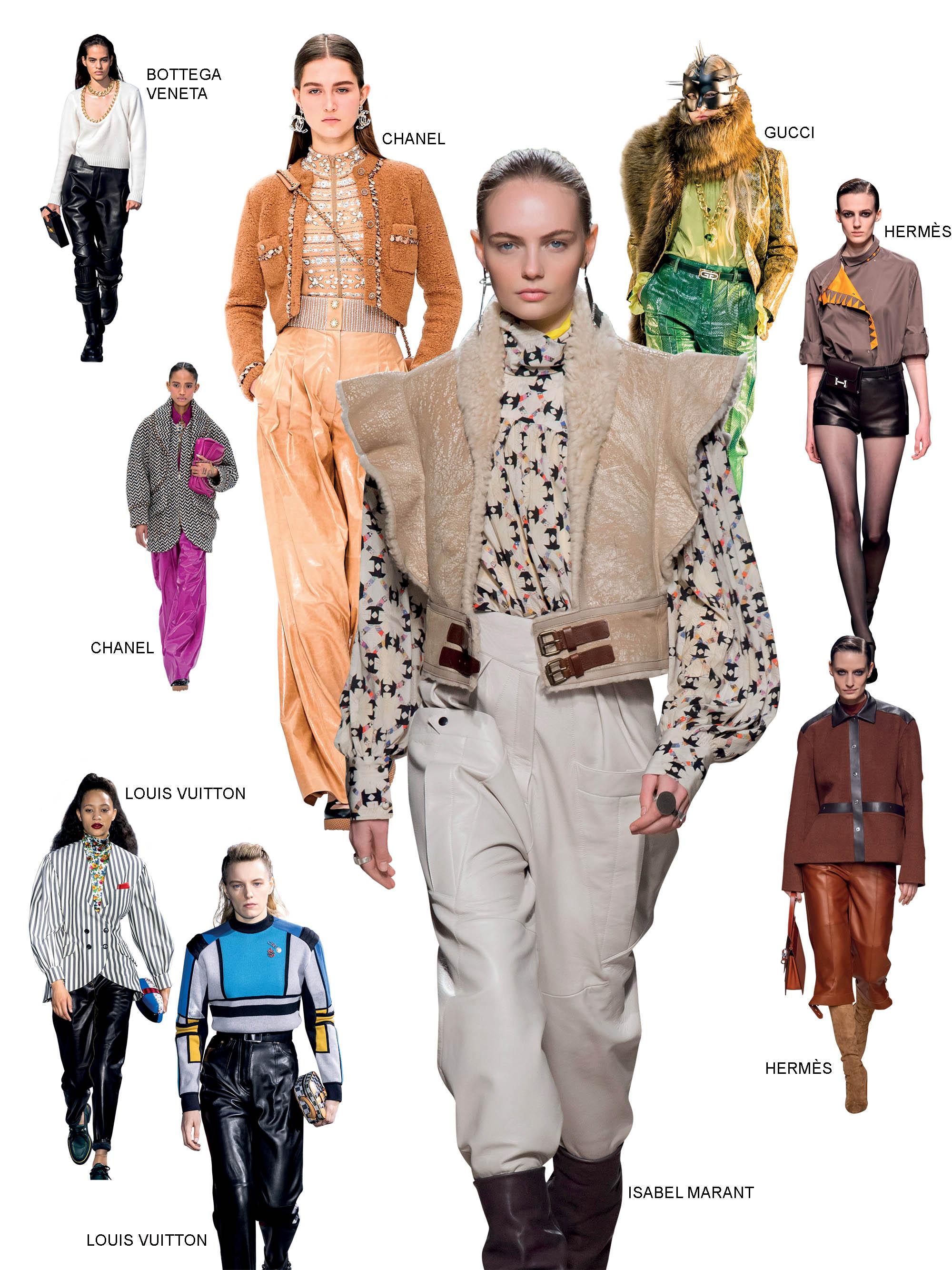 xu hướng thời trang nổi bật mùa thu đông 2019 4