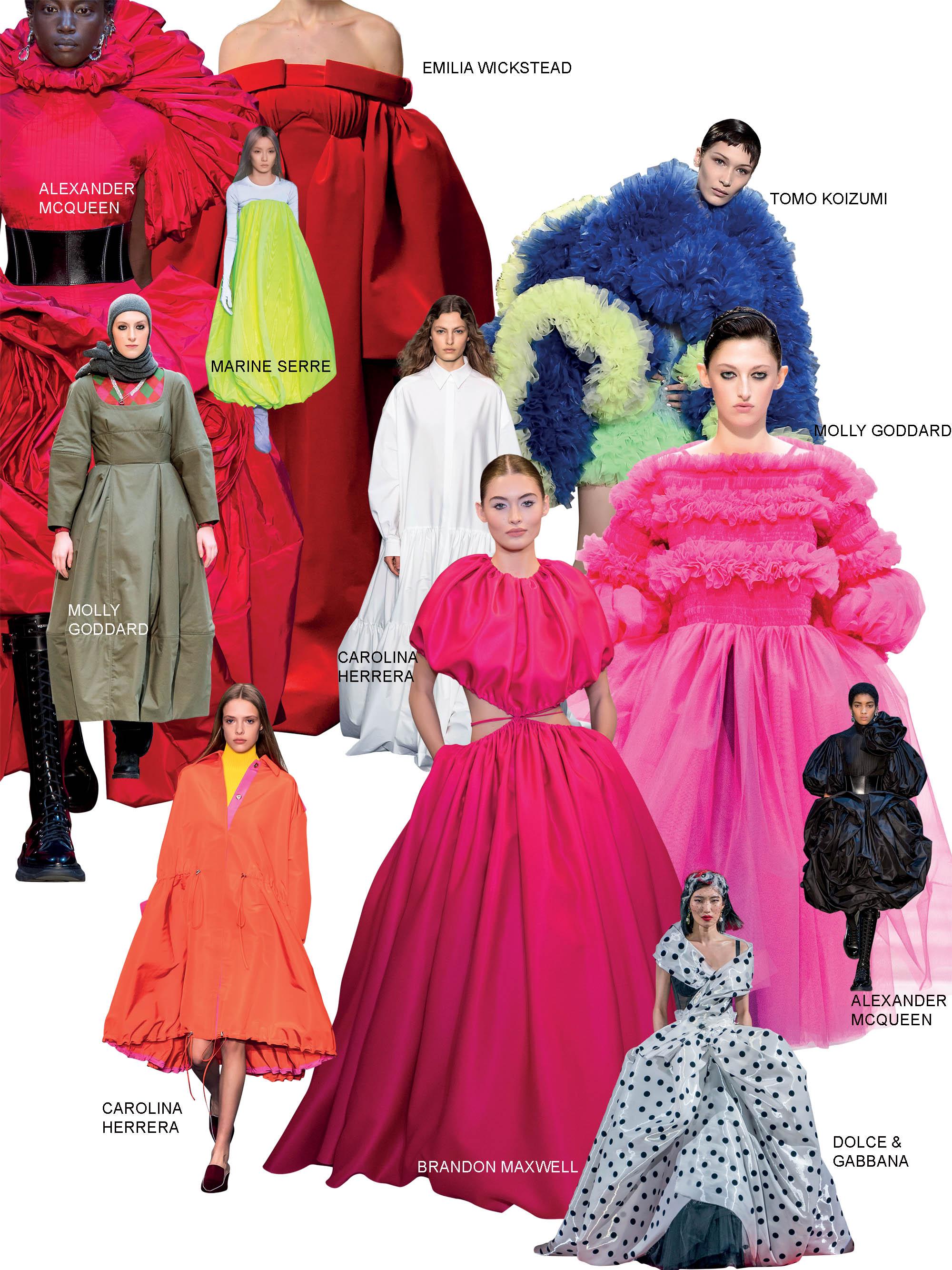 xu hướng thời trang nổi bật mùa thu đông 2019 5
