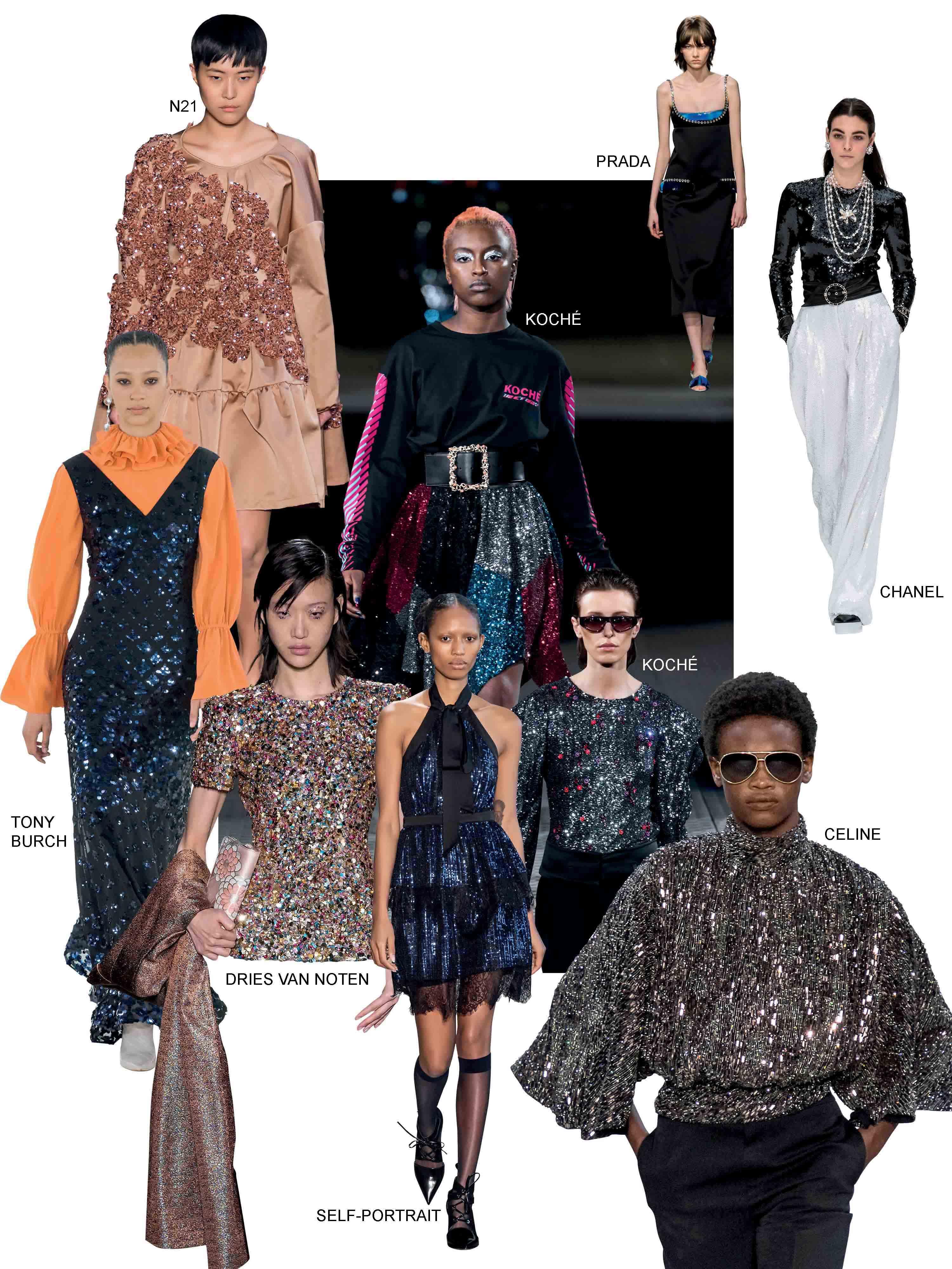 xu hướng thời trang nổi bật mùa thu đông 2019 7