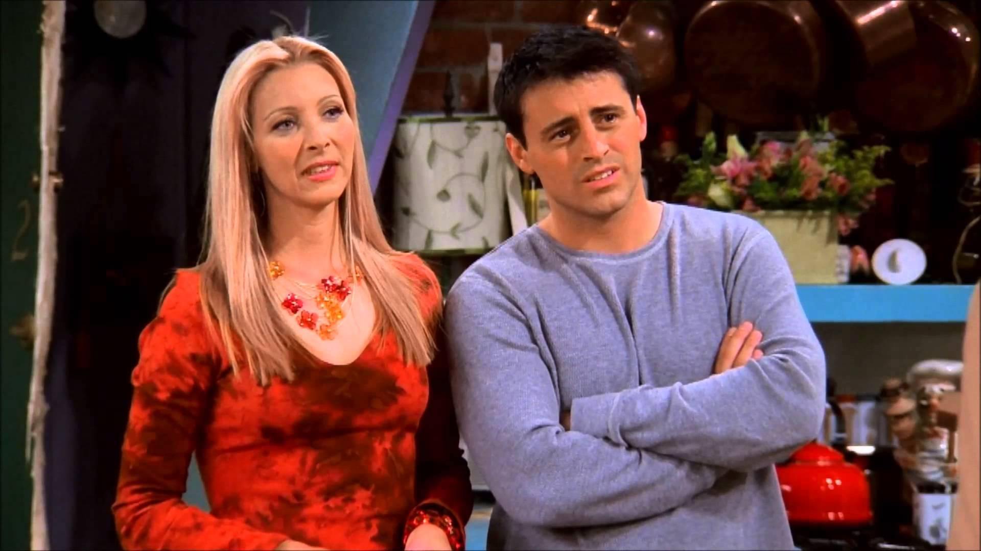 Friends-Phoebe-Joey