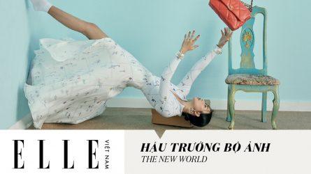 Bộ ảnh thời trang - Lời tạm biệt của Karl Lagerfeld