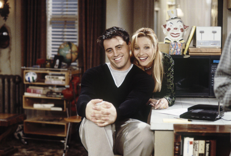 Joey và Phoebe